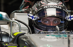 November 24, 2017 - Abu Dhabi, United Arab Emirates - Valtteri Bottas of Finland and Mercedes Team driver goes during the first practice at Formula One Etihad Airways Abu Dhabi Grand Prix on Nov 24, 2017 in Yas Marina Circuit, Abu Dhabi, UAE. (Credit Image: © Robert Szaniszlo/NurPhoto via ZUMA Press)