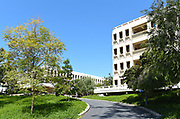 Murray Krieger Hall, UCI School of Humanities on the Campus of the University of California Irvine