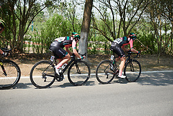 Parkhotel Valkenburg set the pace at Tour of Chongming Island 2019 - Stage 1, a 102.7 km road race on Chongming Island, China on May 9, 2019. Photo by Sean Robinson/velofocus.com