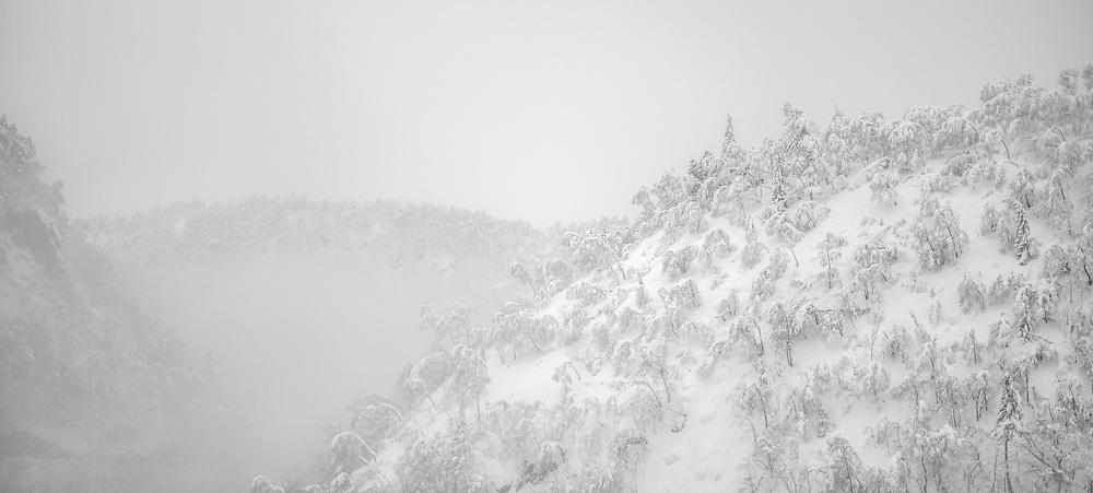 Photographing for Friends of Lysverket; Hadanger, Norway