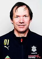 Fotball Toppserien 2008 portrett portretter<br /> Asker , ASK<br /> Egil Pettersen - Oppmann<br /> Foto: Eirik Førde