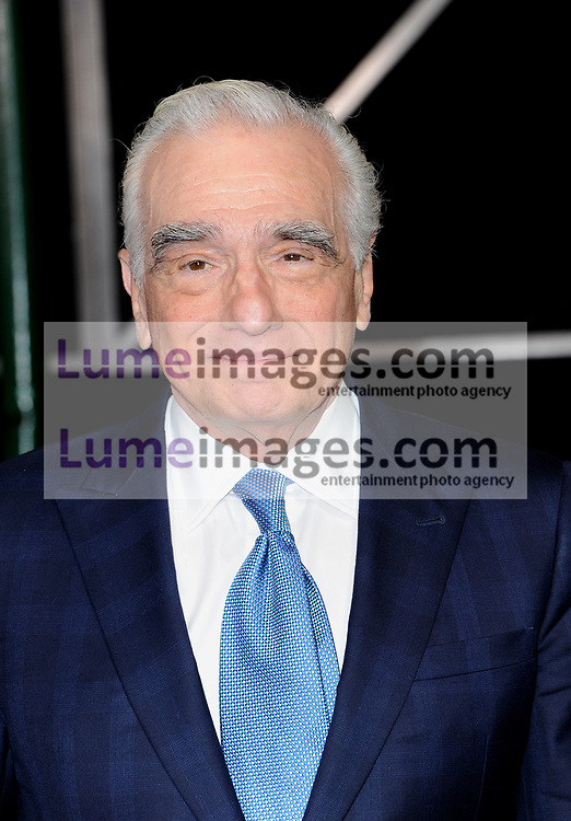 Martin Scorsese at the Los Angeles premiere of 'The Irishman' held at the TCL Chinese Theatre in Hollywood, USA on October 24, 2019.