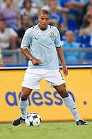 "Eliseu Lazio<br /> Roma 20/8/2009 Stadio ""Olimpico"" <br /> Europa League Play Offs<br /> Lazio-Elfsborg (3-0) <br /> Foto Andrea Staccioli Insidefoto"