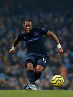 Football - 2019 / 2020 Premier League - Manchester City vs. Everton<br /> <br /> Djibril Sidibe of Everton, at The Etihad Stadium.<br /> <br /> COLORSPORT/ALAN MARTIN