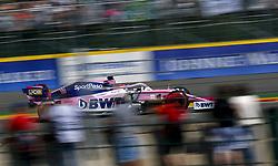August 31, 2019, Spa-Francorchamps, Belgium: Motorsports: FIA Formula One World Championship 2019, Grand Prix of Belgium, ..#11 Sergio Perez (MEX, Racing Point F1 Team) (Credit Image: © Hoch Zwei via ZUMA Wire)