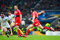 Matt GITEAU - 02.05.2015 - Clermont / Toulon - Finale European Champions Cup -Twickenham<br />