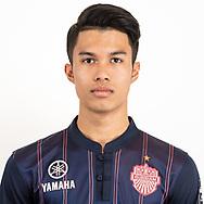 THAILAND - JUNE 26: Airfan Doloh #62 of Buriram United on June 26, 2019.<br /> .<br /> .<br /> .<br /> (Photo by: Naratip Golf Srisupab/SEALs Sports Images/MB Media Solutions)
