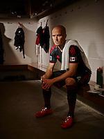 Soccer: Portrait: Michael Bradley<br /> Portrait<br /> BMO Field/Toronto, CA, Canada<br /> 3/20/2014<br /> X157907 TK1<br /> Credit: Jonathan Bielaski