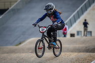 2021 UCI BMXSX World Cup<br /> Round 3 and 4 at Bogota (Colombia)<br /> Friday Practice<br /> ^we#121 VERHAGEN, Ashley (USA, WE) Radio