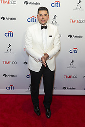 April 24, 2018 - New York, New York, United States - Ayman Mohyeldin attends 2018 Time 100 Gala at Jazz at Lincoln Center (Credit Image: © Lev Radin/Pacific Press via ZUMA Wire)