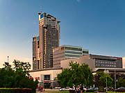 Sea Towers (Morskie Wieże) – kompleks składający się z dwóch wieżowców zlokalizowany centrum Gdyni, w tzw. Nadmorskiej Strefie Prestiżu Miejskiego obok Skweru Kościuszki w Gdyni.