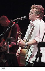 New Zealand singer-songwriter Don McGlashan is joined on stage by friends including his children, Pearl and Louis McGlashan, as well as Chris O'Connor, Dave Khan, Jenny Morris and fellow Muttonbird David Long.