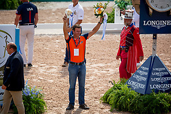 De Ronde Koos, NED, Alino, Cupido, Emir Morocco, Zerino<br /> World Equestrian Games - Tryon 2018<br /> © Hippo Foto - Sharon Vandeput<br /> 22/09/2018