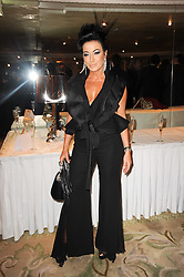 NANCY DELL'OLIO at the Fantasy Ball in aid if children's cancer charity CLIC Sargent held at The Dorchester, Park Lane, London on 11th November 2010.