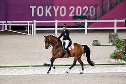 Bacher Florian, AUT, Fidertraum, 104<br /> Olympic Games Tokyo 2021<br /> © Hippo Foto - Stefan Lafrentz<br /> 25/07/2021