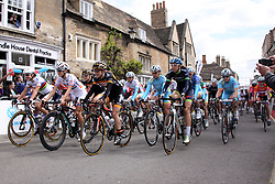©Licensed to London News Pictures. 07/05/2014<br /> Oundle, Northamptonshire. The start the 1st stage of the 1st Friends Womens Tour of Britain<br /> Photo credit: Steven Prouse/ LNP