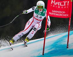 13.02.2011, Kandahar, Garmisch Partenkirchen, GER, FIS Alpin Ski WM 2011, GAP, Damen, Abfahrt, im Bild Regina Mader (AUT) // Regina Mader (AUT) during Downhill Ladies Fis Alpine Ski World Championships in Garmisch Partenkirchen, Germany on 13/2/2011. EXPA Pictures © 2011, PhotoCredit: EXPA/ J. Groder