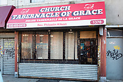 Church Tabernacle of Grace / Eglise Tabernacle de la Grace, 1370 Flatbush Avenue, Brooklyn.