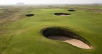 SANDWICH (GB) - Shore hole 3. The Prince's Golf Club. COPYRIGHT KOEN SUYK