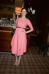 SOPHIE ELLIS-BEXTOR at the Blue Monday Cheese Launch presented by Alex James and held at The Cadogan Hotel, Sloane street, London on 11th June 2013.
