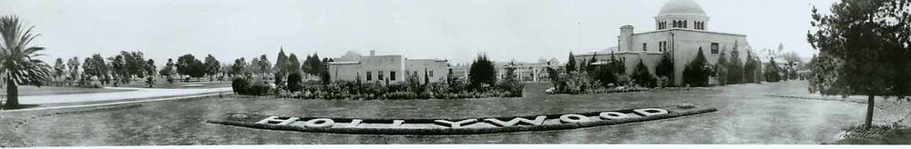 1910 Hollywood Forever Cemetery