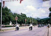 Independence Day, 31 August 1962, Port of Spain, Trinidad and Tobago, West Indies