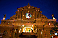 Catherine Alexandra Cathedral -Dumaguete's patron saint Santa Catalina de Alexandria was built in the 17th century. The church is a prominent landmark in the city. Adjacent to it is the old belfry which was used as a siege tower during the Spanish colonial period.