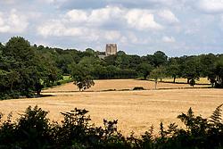 Mount St Bernard Abbey, a Roman Catholic, Trappist monastery near Coalville, Leicestershire, England, UK.<br /> Photo: Ed Maynard<br /> 07976 239803<br /> www.edmaynard.com