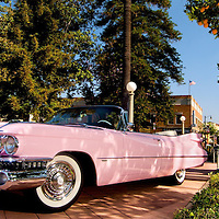 1959 Pink Caddy