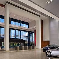 Nissan USA Headquarters Lobby 07 - Franklin, TN