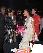 Frida Pinto and Georgina Chapman..2011 amfAR's Cinema Against AIDS Gala Inside..2011 Cannes Film Festival..Hotel Du Cap..Cap D'Antibes, France..Thursday, May 19, 2011..Photo By CelebrityVibe.com..To license this image please call (212) 410 5354; or.Email: CelebrityVibe@gmail.com ;.website: www.CelebrityVibe.com.**EXCLUSIVE**