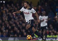Football - 2016/2017 Premier League - Chelsea V Tottenham Hotspur<br /> <br /> Mousa Dembele of Tottenham at Stamford Bridge.<br /> <br /> COLORSPORT/DANIEL BEARHAM