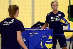 30-09-2014 ITA: World Championship Volleyball Training Nederland, Verona<br /> Ingrid Paul