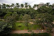 Belo Horizonte_MG, Brasil...Vista panoramica da Praca da Liberdade em Belo Horizonte...The panoramic view of Praca da Liberdade in Belo Horizonte...Foto: JOAO MARCOS ROSA / NITRO