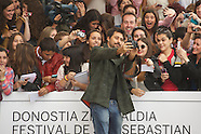 092113 61st San Sebastian Film Festival: Arrivals