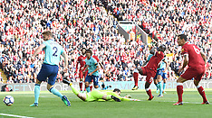 Liverpool v AFC Bournemouth 14 April 2018