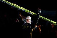 Hopp<br /> Hoppuka 2006/2007<br /> Foto: Witters/Digitalsport<br /> NORWAY ONLY<br /> <br /> 30.12.2006<br /> Sieger Gregor Schlierenzauer Østerrike<br /> Wintersport Skispringen Vierschanzentournee Oberstdorf 2006