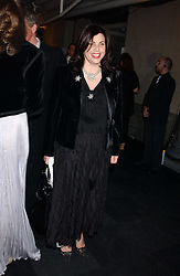 The HON.KIRSTIE ALLSOPP at the Conservative Party's Black & White Ball held at Old Billingsgate, 16 Lower Thames Street, London EC3 on 8th February 2006.<br /><br />NON EXCLUSIVE - WORLD RIGHTS