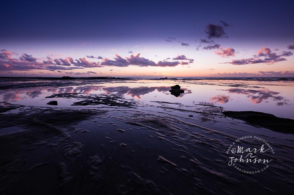 Sunrise, Shelly Beach, Caloundra, Sunshine Coast, Queensland, Australia