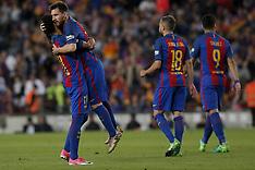 FC Barcelona V SB Eibar 21 May 2017