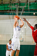 April 8, 2011 - Hampton, VA. USA; Zach Peters participates in the 2011 Elite Youth Basketball League at the Boo Williams Sports Complex. Photo/Andrew Shurtleff