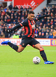 Bournemouth's Jordon Ibe during the Emirates FA Cup, third round match at the Vitality Stadium, Bournemouth.