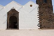 Church in la Olivia / Fuerteventura / Spain / 2007 / © Sjoerd van der Hucht