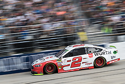 October 7, 2018 - Dover, DE, U.S. - DOVER, DE - OCTOBER 07: Brad Keselowski drove his #2 Wurth Ford to a 14th place finish in the Gander Outdoors 400 on October 07, 2018, at Dover International Speedway in Dover, DE. (Photo by David Hahn/Icon Sportswire) (Credit Image: © David Hahn/Icon SMI via ZUMA Press)