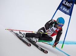 22.12.2013, Gran Risa, Alta Badia, ITA, FIS Ski Weltcup, Alta Badia, Riesenslalom, Herren, 1. Durchgang, im Bild Davide Simoncelli (ITA) // Davide Simoncelli of Italy in action during mens Giant Slalom of the Alta Badia FIS Ski Alpine World Cup at the Gran Risa Course in Alta Badia, Italy on 2012/12/22. EXPA Pictures © 2013, PhotoCredit: EXPA/ Johann Groder