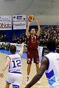DESCRIZIONE : Capo dOrlando Lega A 2014-15 Orlandina Basket Umana Reyer Venezia<br /> GIOCATORE : TOMAS RESS<br /> CATEGORIA : TIRO THREE POINT<br /> SQUADRA : Orlandina Basket<br /> EVENTO : Campionato Lega A 2014-2015 <br /> GARA : Orlandina Basket Umana Reyer Venezia<br /> DATA : 11/01/2015<br /> SPORT : Pallacanestro <br /> AUTORE : Agenzia Ciamillo-Castoria/G.Pappalardo<br /> Galleria : Lega Basket A 2014-2015<br /> Fotonotizia : Capo dOrlando Lega A 2014-15 Orlandina Basket Umana Reyer Venezia