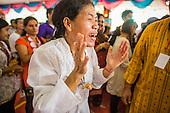 Gansesh Festival in Nakorn Nayok, Thailand