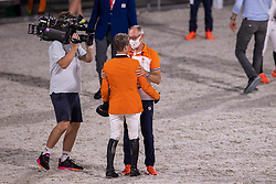 Ehrens Rob, NED, Van Der Vleuten Maikel, NED<br /> Olympic Games Tokyo 2021<br /> © Hippo Foto - Dirk Caremans<br /> 04/08/2021