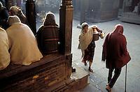Nepal - Vallée de Kathmandu - Ville de Baktapur