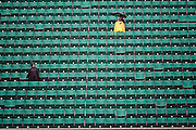 Paris, France. May 26th 2009. .Roland Garros - Tennis French Open. 1st Round..Rain interrupts matches..